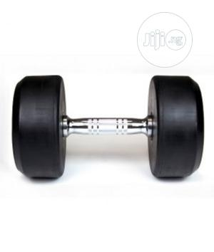 Rubber Dumbbell   Sports Equipment for sale in Lagos State, Surulere