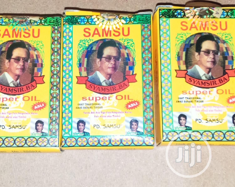 Archive: Three Bottles Samsun Delay Oil