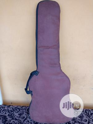 Quality Leather Guitar Bag | Musical Instruments & Gear for sale in Oyo State, Ibadan