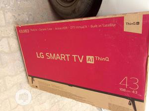 Original LG 43 Inches Smart Television | TV & DVD Equipment for sale in Lagos State, Apapa
