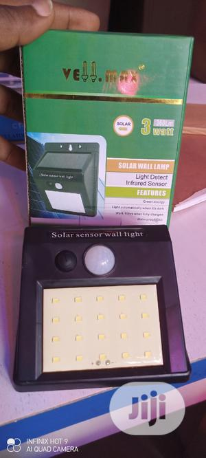 Security Solar Wall Lamp .. | Solar Energy for sale in Lagos State, Ojo
