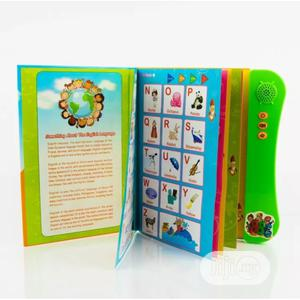 Electronic E-book Educational Learning Device For Kids | Books & Games for sale in Lagos State, Kosofe