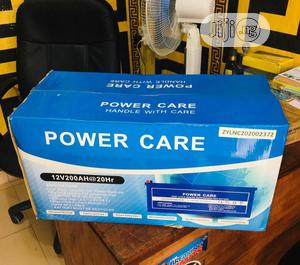 Power Care 200ah 12v Battery Indian | Solar Energy for sale in Lagos State, Ojo