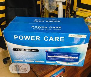 Power Care 200ah 12v Battery Indian   Solar Energy for sale in Lagos State, Ojo