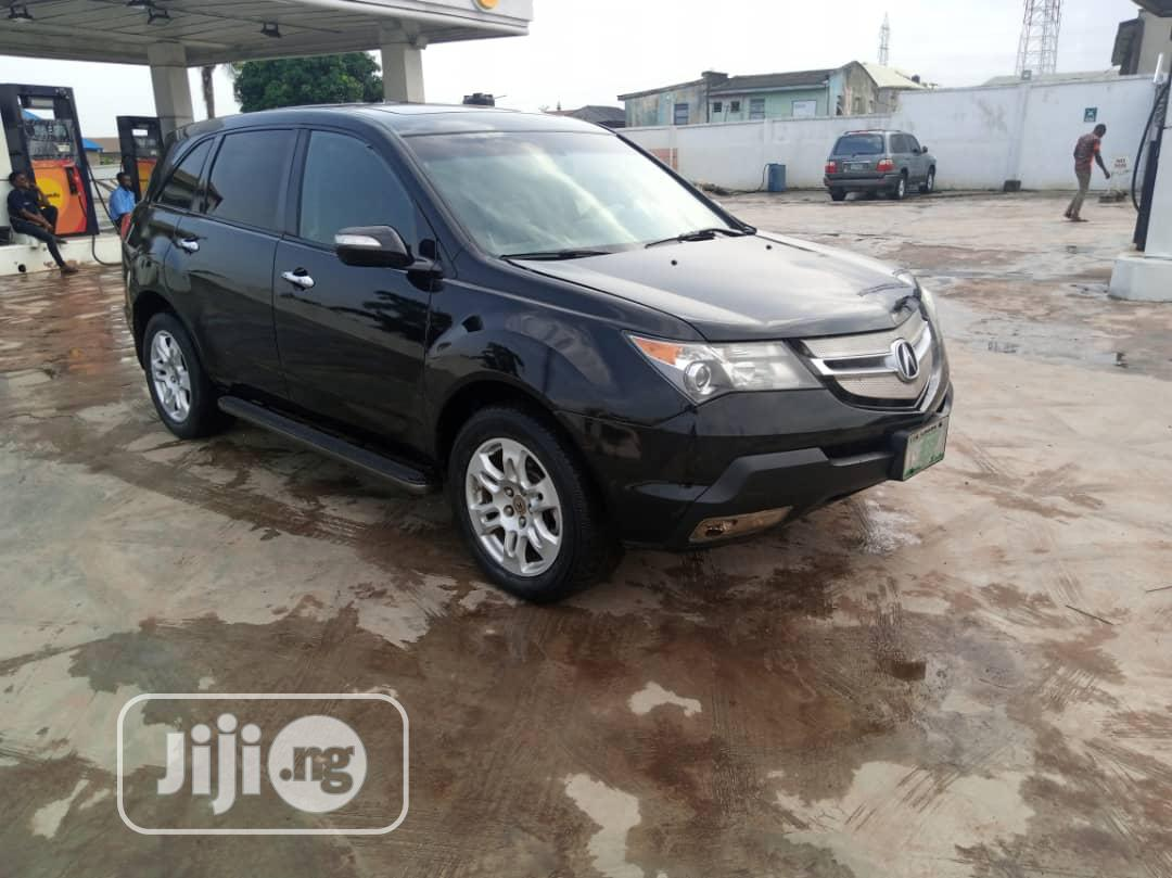 Acura Mdx 2009 Black In Ejigbo Cars Prince Abiodun Jiji Ng For Sale In Ejigbo Buy Cars From Prince Abiodun On Jiji Ng