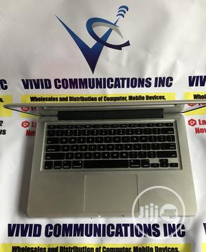 Laptop Apple MacBook Pro 4GB Intel Core i7 HDD 500GB | Laptops & Computers for sale in Lagos State, Mushin