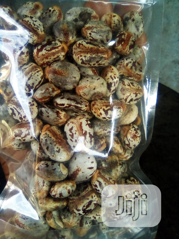 Castor. Seeds. .