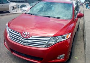 Toyota Venza 2010 AWD Red | Cars for sale in Rivers State, Port-Harcourt
