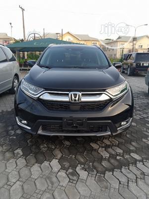 Honda CR-V 2019 EX AWD Black | Cars for sale in Lagos State, Eko Atlantic