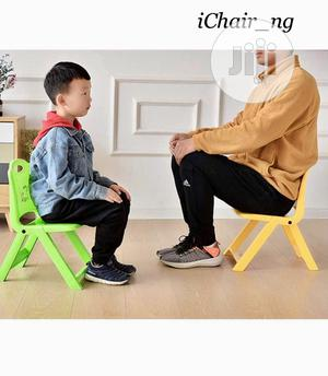 Foldable Plastic Chair for Kids | Children's Furniture for sale in Lagos State, Amuwo-Odofin