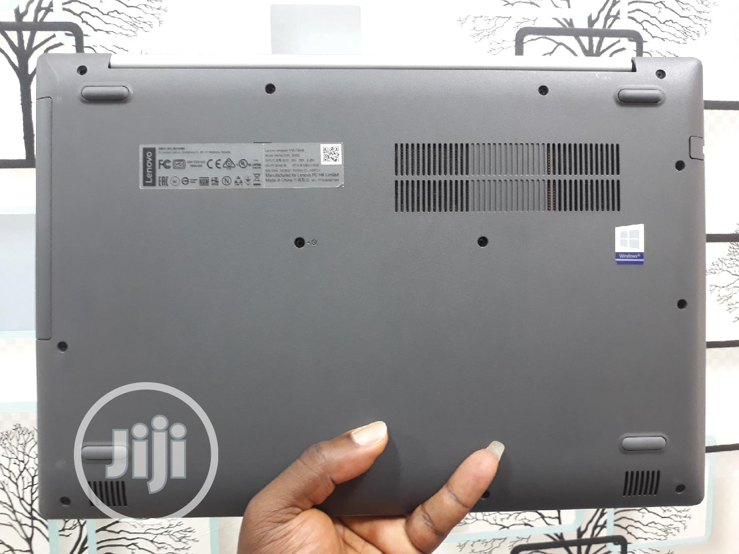 Laptop Lenovo IdeaPad 330 8GB Intel Core i5 HDD 1T | Laptops & Computers for sale in Ikeja, Lagos State, Nigeria