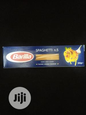 Barilla Italian Spaghetti 500g 2pieces | Meals & Drinks for sale in Lagos State, Surulere