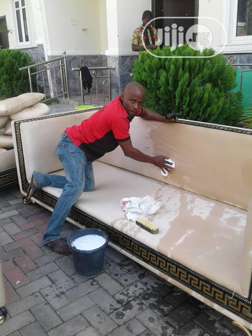Carpet, Upholstery, Fumigation and Industrial Cleaning. | Cleaning Services for sale in Gwarinpa, Abuja (FCT) State, Nigeria