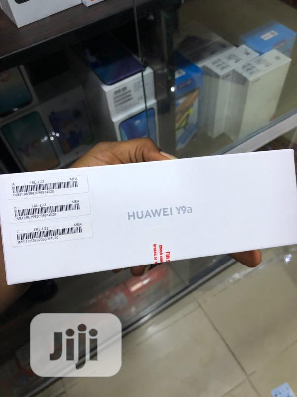 New Huawei Y9a 128GB | Mobile Phones for sale in Ikeja, Lagos State, Nigeria