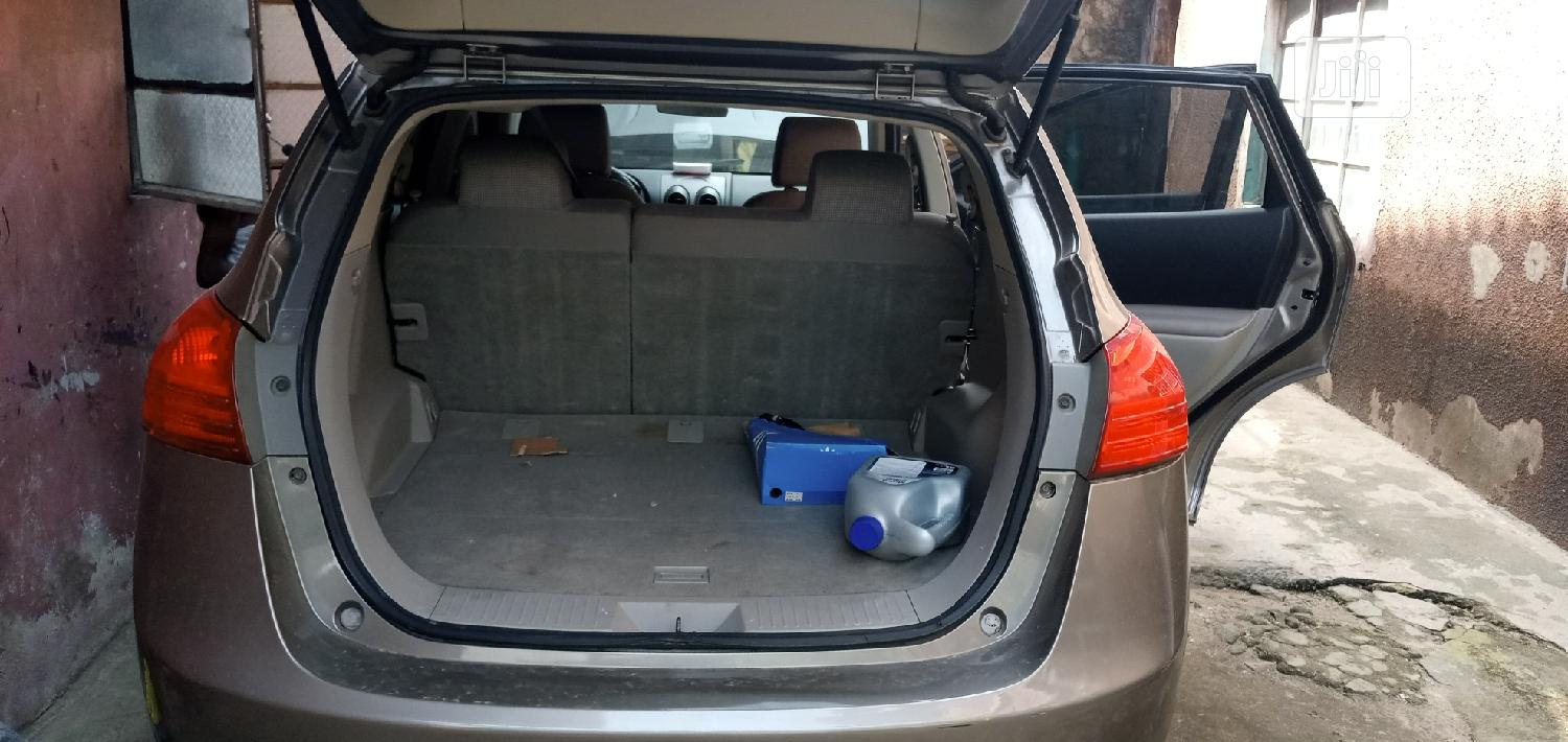 Archive: Nissan Rogue 2009 SL Gray
