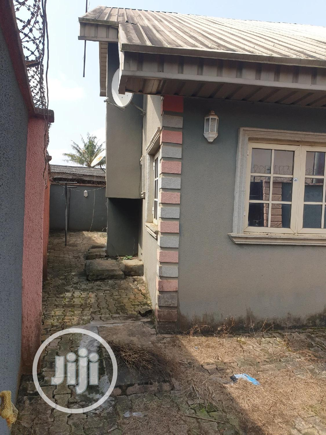 Decent 4 Bedroom Duplex | Houses & Apartments For Sale for sale in Meiran, Agege, Nigeria