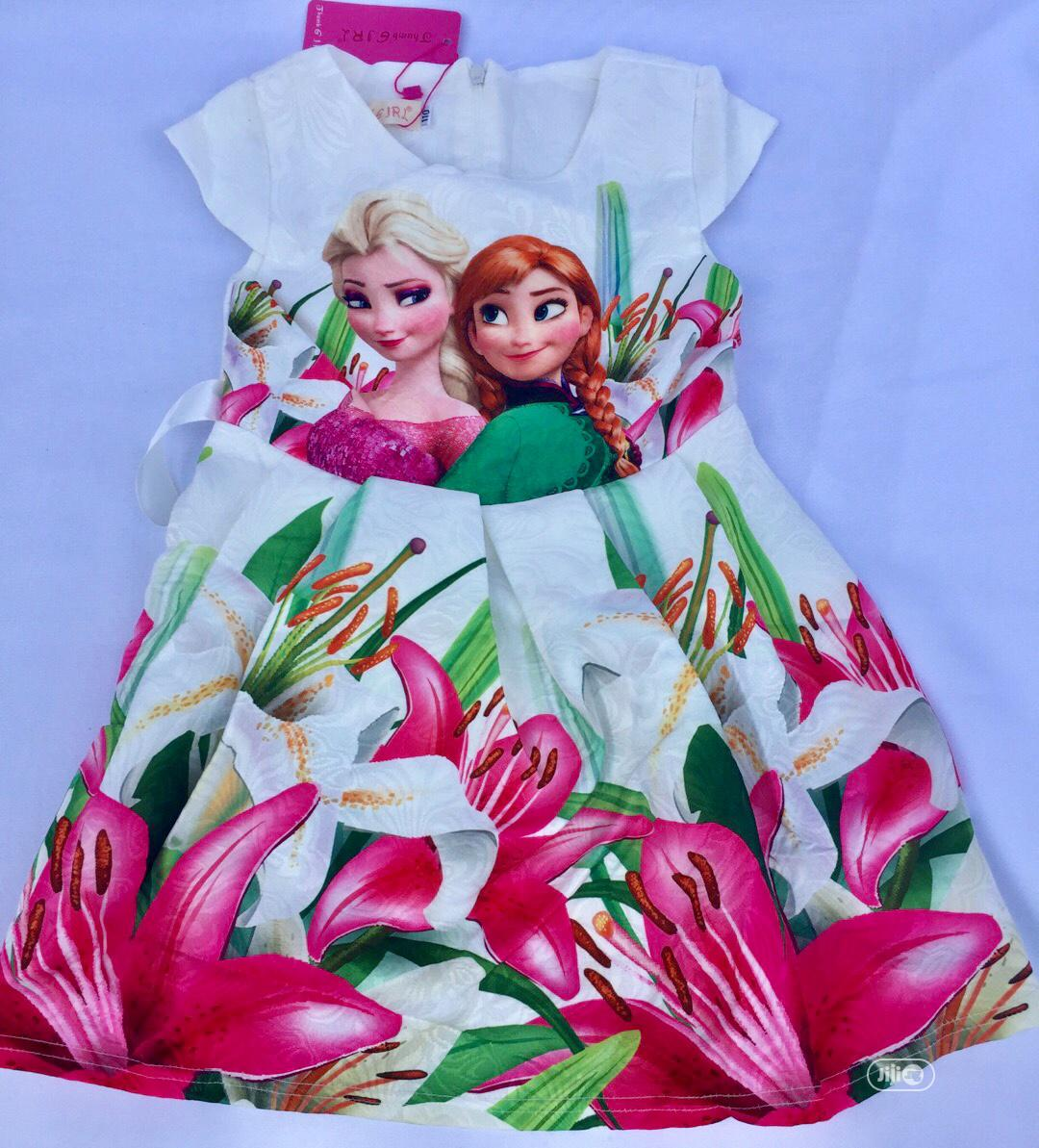Kids Character Gown