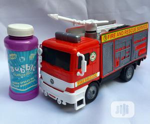 Funny Fire Truck With Bubble | Toys for sale in Lagos State, Apapa