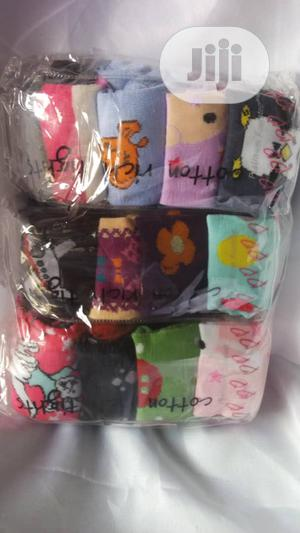 4 In 1 A Pack Cotton Rich Baby Popsocks | Children's Clothing for sale in Lagos State, Ipaja