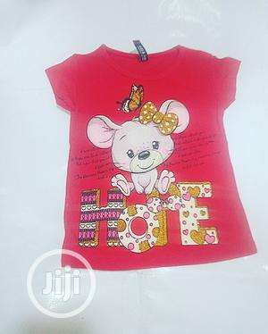 Turkey Red Character Top | Children's Clothing for sale in Lagos State, Yaba