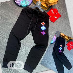 Louis Vuitton Joggers for Unique Men   Clothing for sale in Lagos State, Lagos Island (Eko)