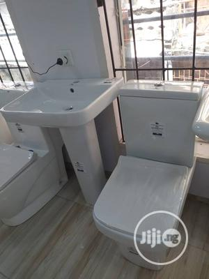 Classic Wc With Basin   Home Accessories for sale in Lagos State, Gbagada