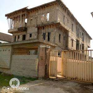 An Uncompleted Building for Sale at Olokonla | Houses & Apartments For Sale for sale in Ajah, Olokonla