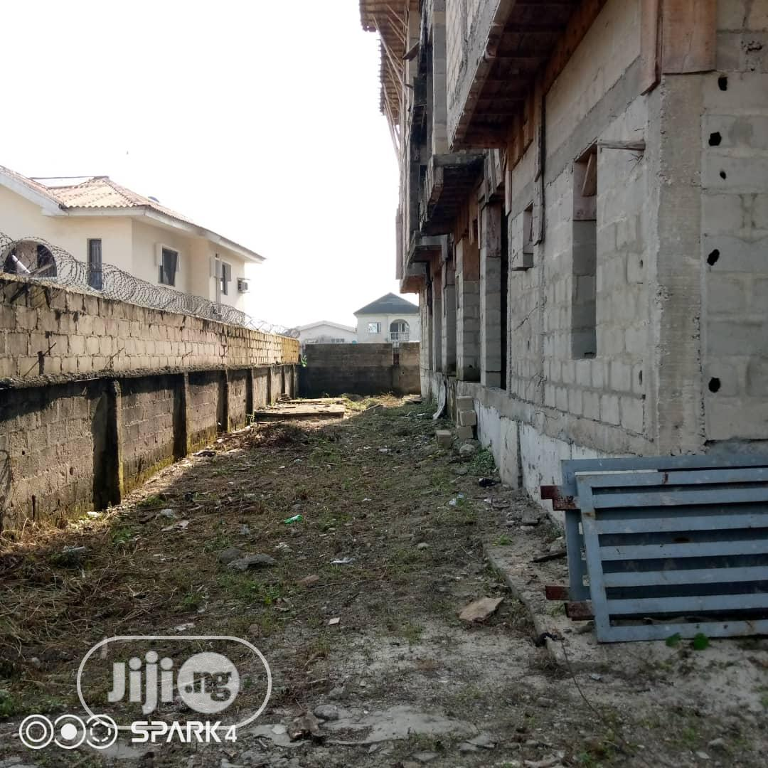 An Uncompleted Building for Sale at Olokonla | Houses & Apartments For Sale for sale in Olokonla, Ajah, Nigeria