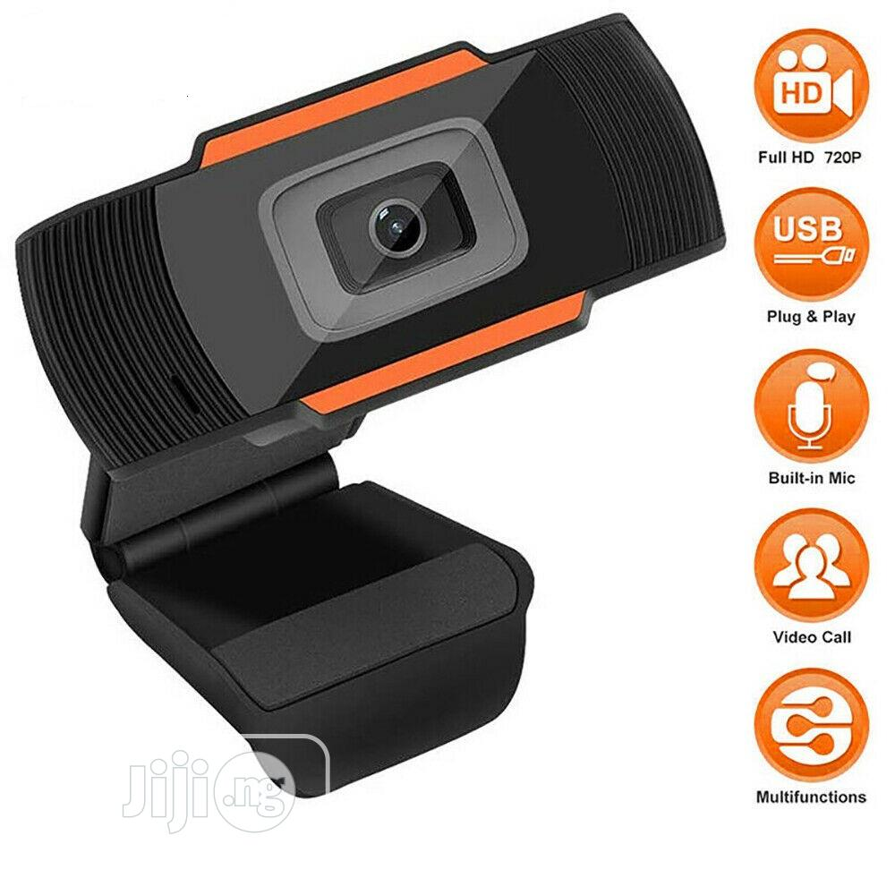 HD Webcam Auto Focusing | Computer Accessories  for sale in Ikeja, Lagos State, Nigeria