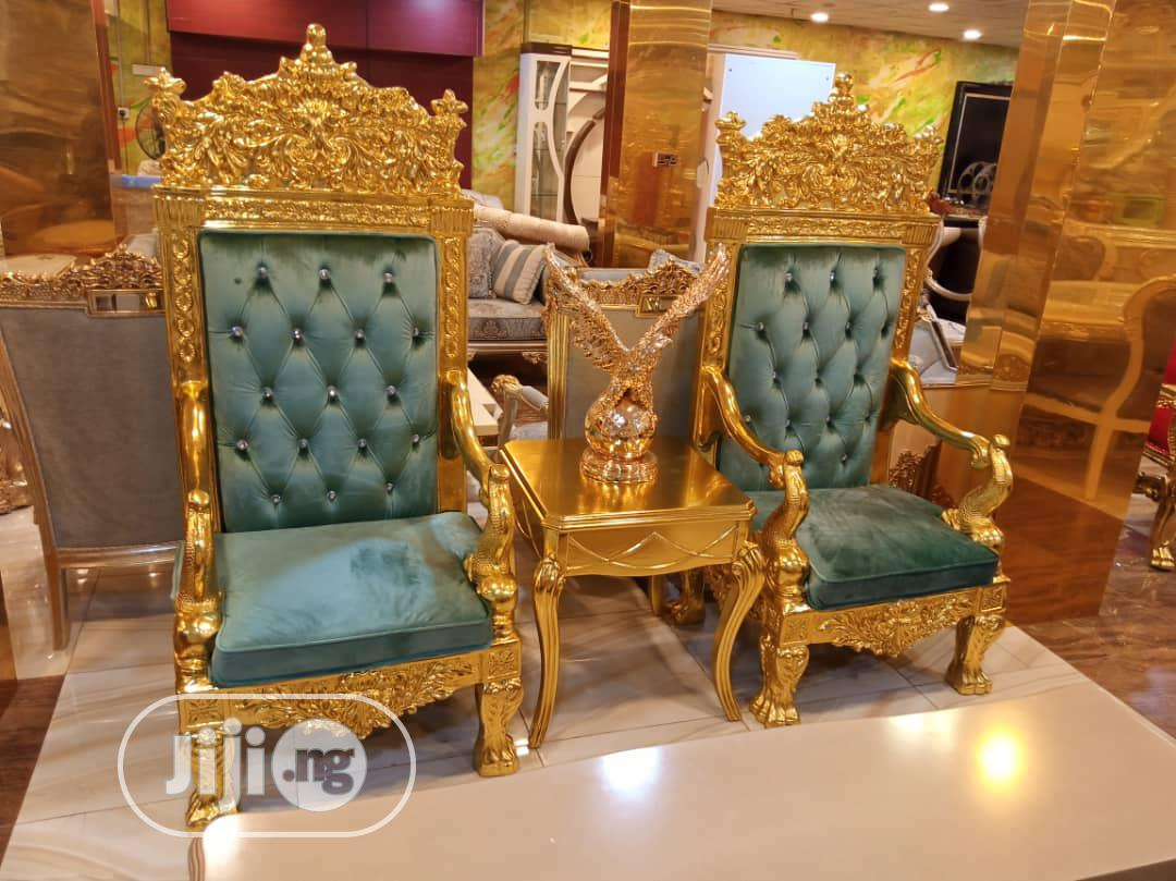 Archive: Royal Console Chair