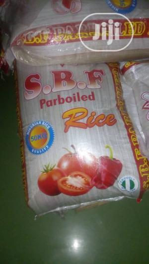 Best Quality Nigerian Rice At Wholesale Price   Meals & Drinks for sale in Lagos State, Alimosho