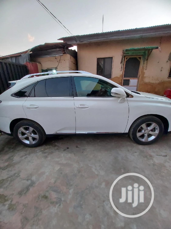 Lexus RX 2015 350 AWD White   Cars for sale in Ojota, Lagos State, Nigeria
