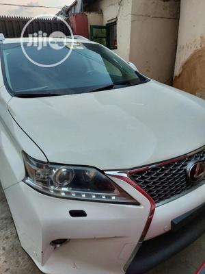 Lexus RX 2015 350 AWD White | Cars for sale in Lagos State, Ojota