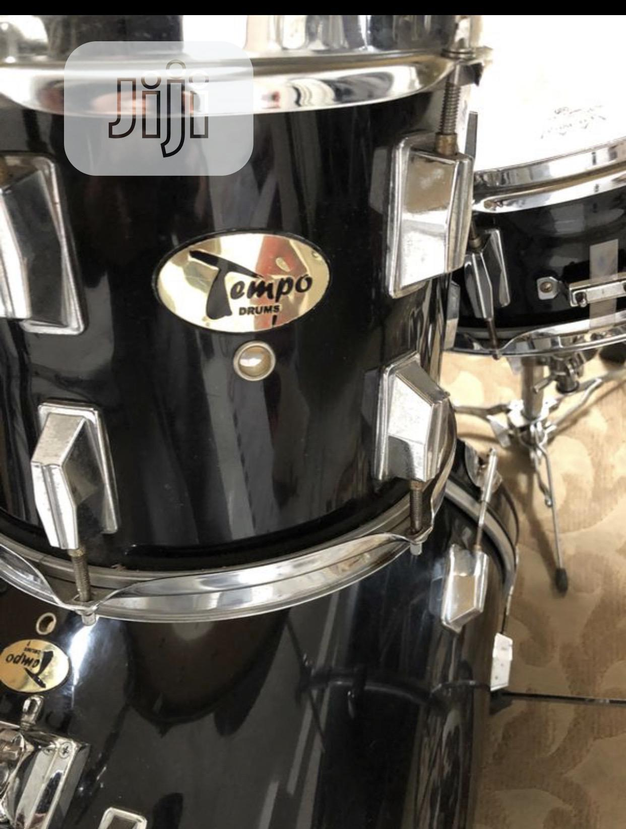 Set of Tempo Professional Drums From US | Musical Instruments & Gear for sale in Amuwo-Odofin, Lagos State, Nigeria