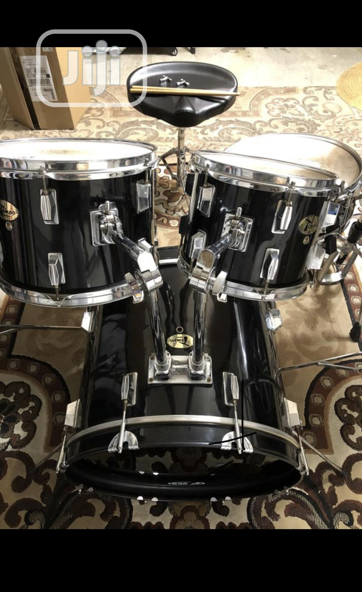 Set of Tempo Professional Drums From US