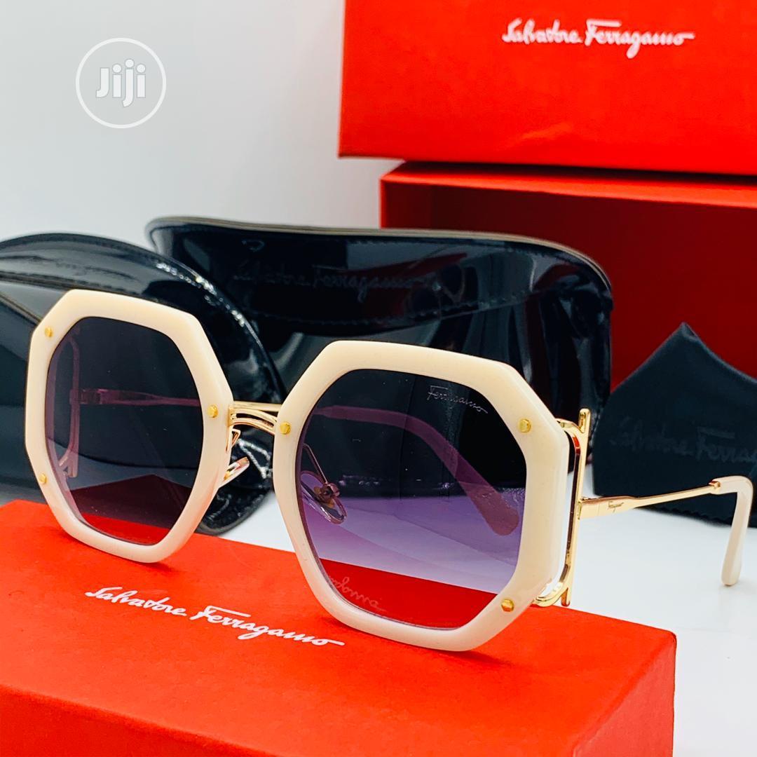 Salvatore Ferragamo Glasses