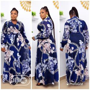Long Sleeve Long Dress   Clothing for sale in Lagos State, Ikeja
