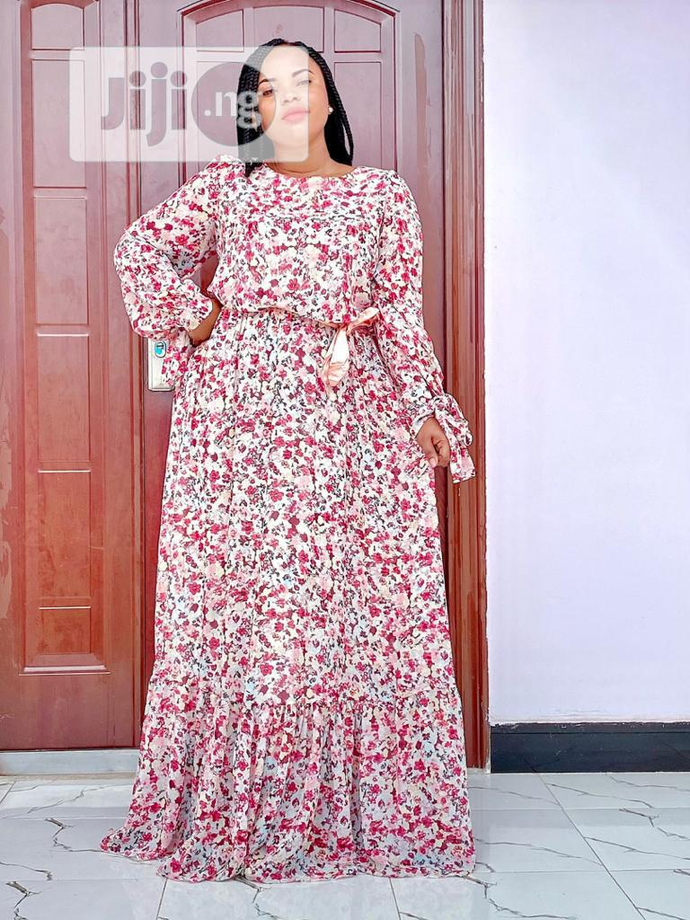 Long Sleeve Long Dress | Clothing for sale in Ikeja, Lagos State, Nigeria