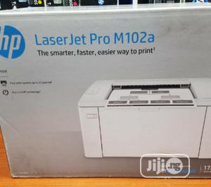 HP Laserjet PRO M102a Printer | Printers & Scanners for sale in Lagos State, Ikeja