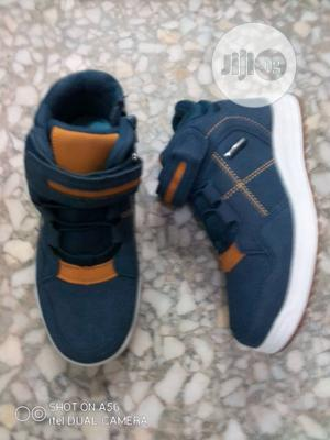 Navy Blue Ankle Sneakers   Children's Shoes for sale in Lagos State, Lagos Island (Eko)