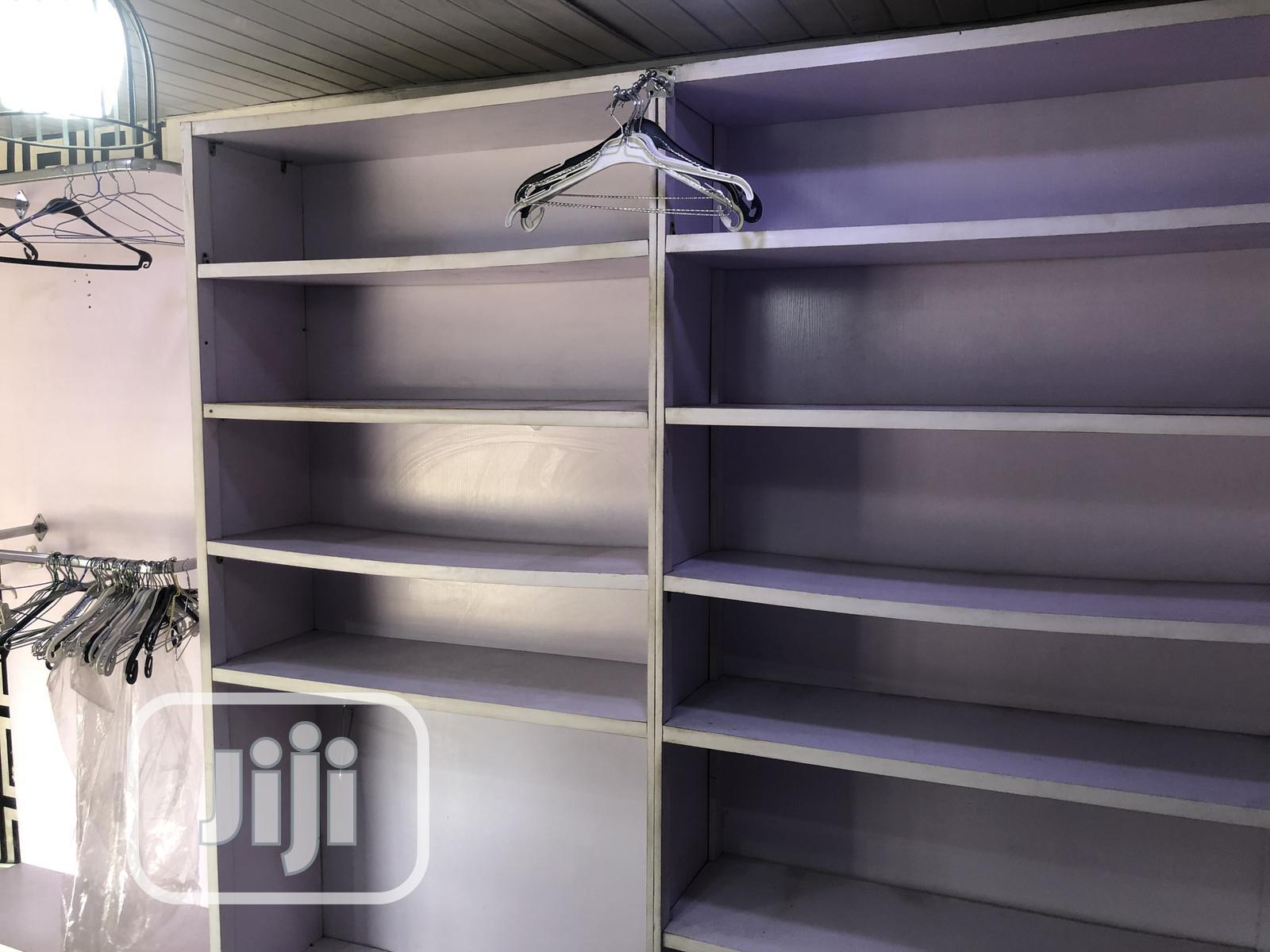 Archive: Boutique Shelves