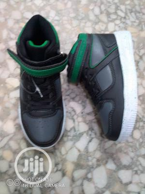 Black High Top Sneakers   Children's Shoes for sale in Lagos State, Lagos Island (Eko)