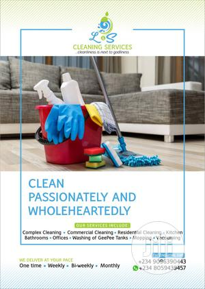 L S Cleaning Services | Cleaning Services for sale in Abuja (FCT) State, Maitama
