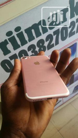 Apple iPhone 7 128 GB Pink | Mobile Phones for sale in Edo State, Benin City