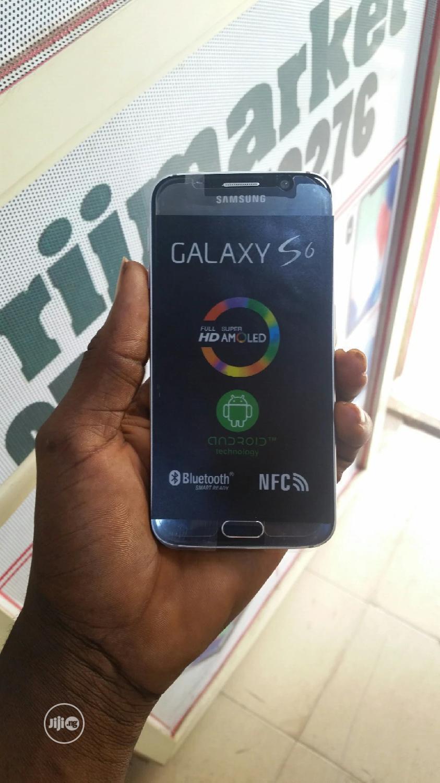 Samsung Galaxy S6 32 GB Blue   Mobile Phones for sale in Benin City, Edo State, Nigeria