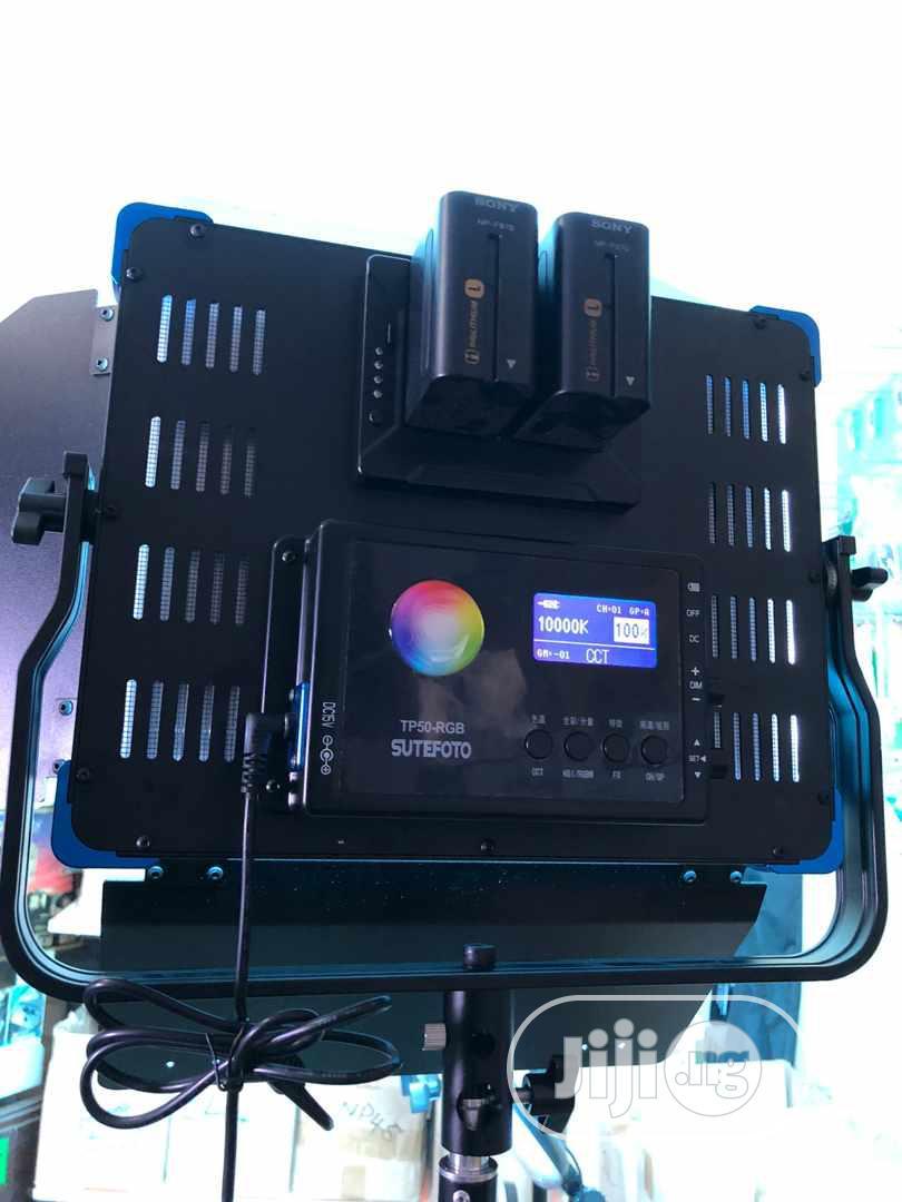 TP50-RGB Video Light