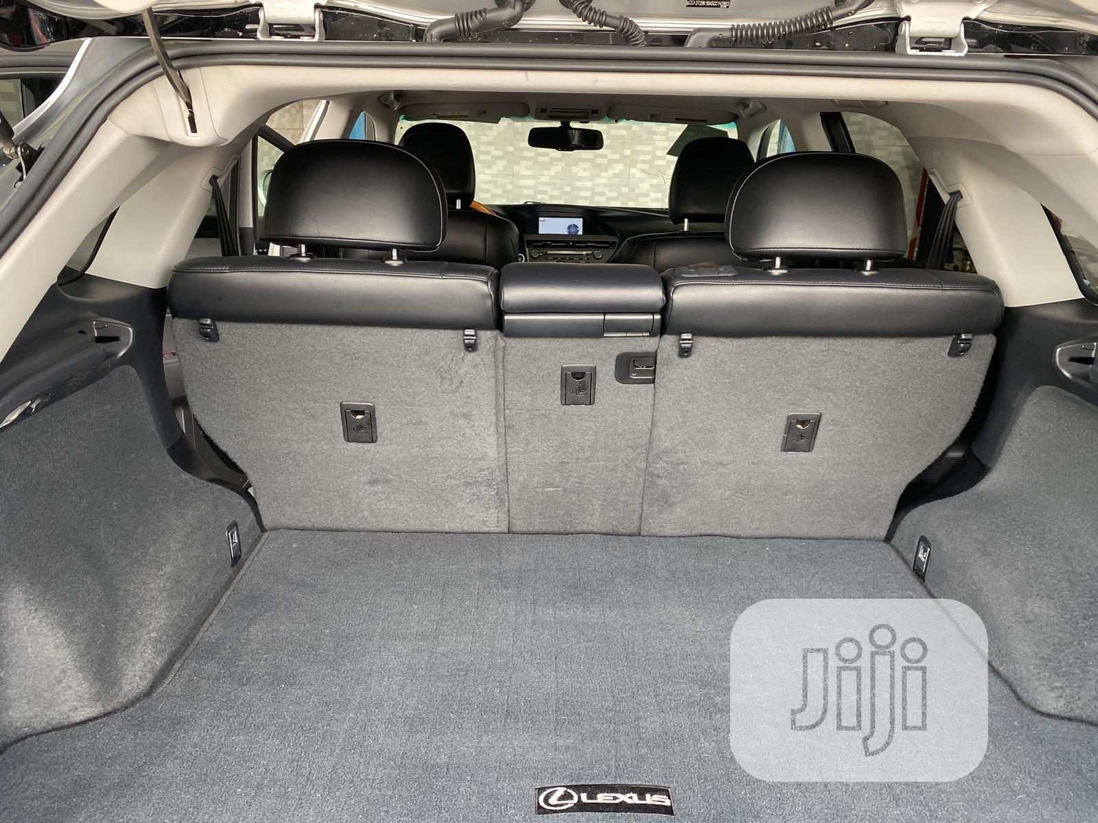 Lexus RX 2012 350 AWD Silver   Cars for sale in Ikeja, Lagos State, Nigeria