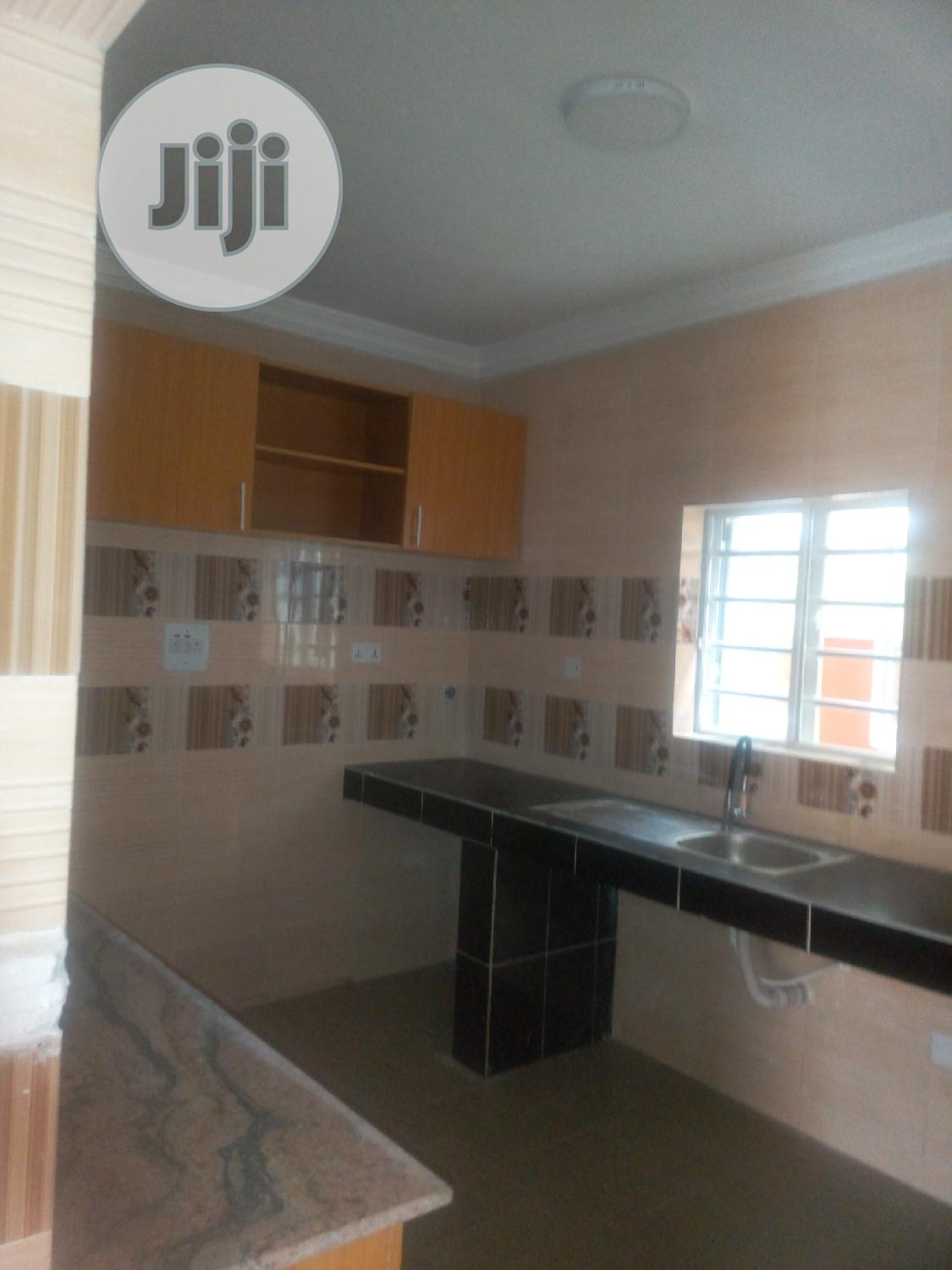 A Lovely 2bedroom Flat In A Secured Estate, Interlocked Road | Houses & Apartments For Rent for sale in Ajah, Lagos State, Nigeria
