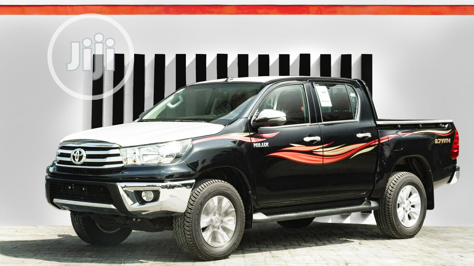 New Toyota Hilux 2020 Black | Cars for sale in Ikoyi, Lagos State, Nigeria