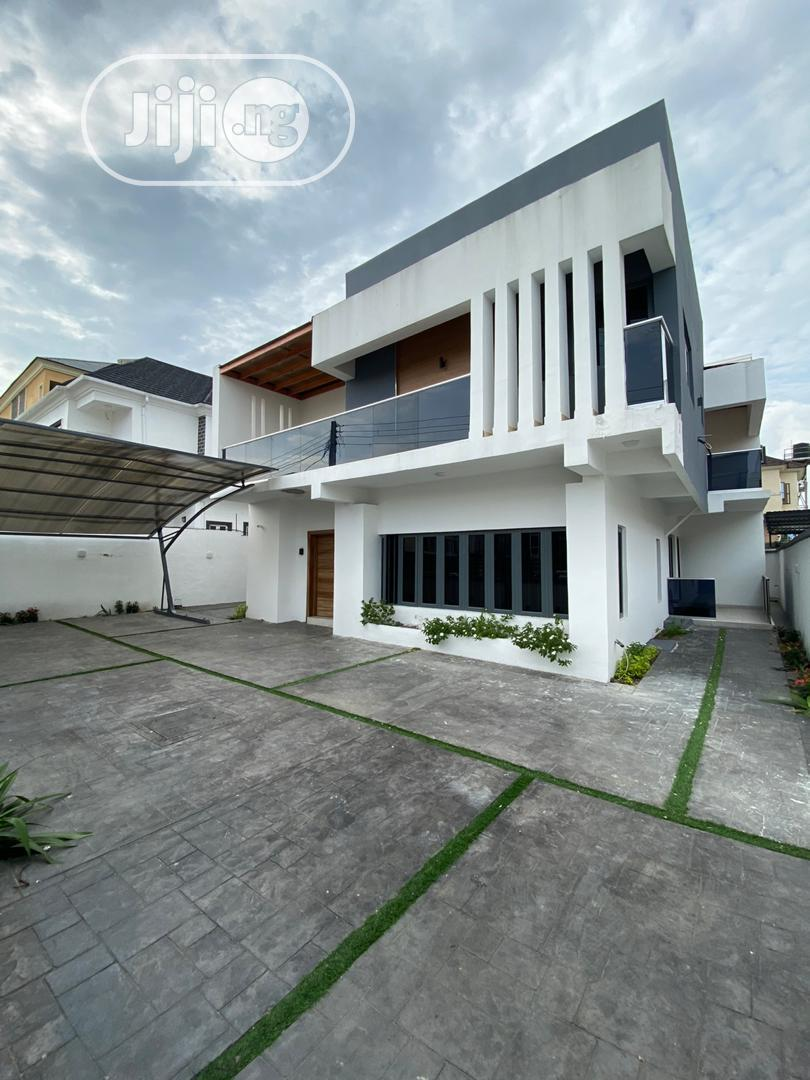 4 Bedroom Luxury Fully Detached Duplex Wt BQ at Lekki | Houses & Apartments For Sale for sale in Lekki, Lagos State, Nigeria
